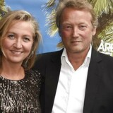Lisbeth Zornig og Mikael Lindholm har meget på hjerte i deres spændingsroman »Bundfald«. Arkivfoto: Liselotte Sabroe