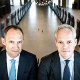 Gorrissen Federspiel Tomas Haagen th og Martin André Dittmer tv