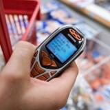 Fra 2010 kan forbrugere købe varer med mobiltelefonen.