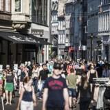 København vokser især med børn og vestlig indvandring, viser nye tal.