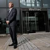 Jørgen Hallundbæk, administrerende direktør for den danske virksomhed Welltec, som producerer robotudstyr til off-shore