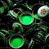 Heineken øgede sin markedsandel i Storbritannien. Arkivfoto.