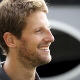 Det var Kevin Magnussens teamkollega, Romain Grosjean, der snuppede 15.-pladsen i en tid, der var 0,129 sekunder hurtigere end danskerens.