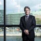 »Jeg vil gerne skabe en bank. Det har hele tiden været visionen at skabe en bank med en model og et system. Den arv vil jeg gerne efterlade,« siger Nordeas nye topchef, Casper von Koskull.