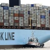 Eksporten er faldet med 4,6 procent siden december, og selv hvis man piller olie og skibe ud af regnskabet, er der tale om et fald på 3,6 procent.