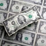 Den amerikanske dollar er blevet styrket fredag morgen, efter at renten på den toneangivende amerikanske statsobligation er steget et nøk yderligere. Dollar ligger i det højeste niveau i forhold til den japanske valuta i fire måneder.