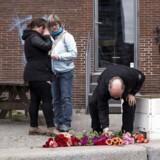 En dødsulykke nær Langebro i København kostede to unge kvinder livet, da en eller flere jetski kolliderede med den udlejningsbåd, som de befandt sig i. Begge kvinder er amerikanske statsborgere. Ulykken skete om aftenen lørdag den 6. maj 2017. (Foto: Uffe Weng/Scanpix 2017)
