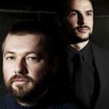 PlayDead folkene bag computerspillet Limbo. Arnt Jensen og Dino Patti (th.).