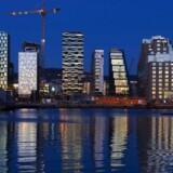 Havnefronten i Oslo
