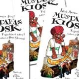 Jakob Martin Strids børnebog »Mustafas kiosk« fra 1999 fik i foråret 2013 nyt liv i Sverige, da flere læsere fandt den racistisk og islamofobisk. Læserne ytrede deres racistiske anklager på forlaget Kabusas Facebook-side. »Mustafas kiosk« blev udgivet i 2002 i Sverige.