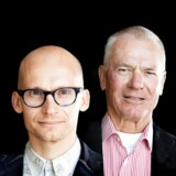Christian og Thor Stadil er meget tæt på ledelsen i de selskaber, de investerer i.