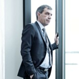 Lars Petersson, adm. direktør i Sparekassen Sjælland. Arkivfoto
