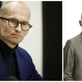 Christian Stadil og Peter Suppli Benson.