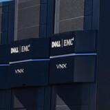 Dell har fået godkendelse i EU til overtagelsen af netlagergiganten EMC. Arkivfoto: EPA/Scanpix