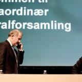 Amagerbankens tidligere ledelse hænger stadig på erstatningssagen. Arkivfoto.