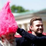 Justin Timberlake lægger stemme til hovedrollen/hovedtrolden i en ny animationsfilm om de danske gjøl-trolde.