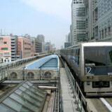 Forvirret? Et kort over Tokyos toglinjer over Jorden samme. Et virvar af skinner. I myldretiden afgår der tog fra samme perron ned til hvert 90. sekund, og hvert enkelt tog kan medbringe op til 3.000 stærkt sammenpressede passagerer.