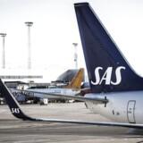 Medie: SAS opretter baser i Spanien og England.(Foto: Jeppe Bjørn Vejlø/Scanpix 2017)