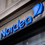 RB PLUS Otte selskaber trækker skattelæsset- - ARKIVFOTO 2014 af Nordea- - Se RB 17/12 2015 16.00. Otte selskaber trækker skattelæsset. Indbetalingen af selskabsskat er steget fra 54 til 56 milliarder. Med Novo Nordisk i front står otte store selskaber alene for en tredjedel af indbetalingen. (Foto: Thomas Lekfeldt/Scanpix 2015)