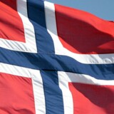 Norges flag.