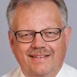 Borgmester i Jammerbugt Kommune, Mogens Gade (V), glæder sig over, at Svinkløv Badehotel bliver genopført. Free/Venstre