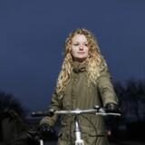 For Mette Højmark Mikkelsen viste aktiv jobsøgning på cykel at være vejen til job på stribe. Foto: Martin Dam Kristensen