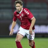 Andrew Hjulsager tørner ud for Granada i resten af sæsonen. Scanpix/Henning Bagger