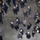 Ikke siden finanskrisens start er der startet så mange nye selskaber.