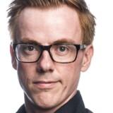 Jonas Stenbæk Christoffersen er far til tre og redaktør på Kids' News, som er Berlingske avis til børn. hver uge skriver han om sit arbejde og liv med børn.
