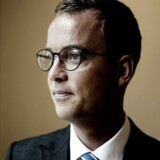 Uddannelses- og forskningsminister Esben Lunde Larsen.
