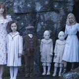 Fra Tim Burtons nye film »Miss Peregrine's Home for Peculiar Children«.