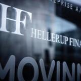 Investeringsselskabet Hellerup Finans afventer fortsat sin skæbne. 55 mio. kr skal rejses inden ugens udgang.