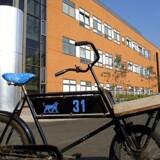 LEO Pharma, der tidligere hed Løvens kemiske Fabrik, i Ballerup.