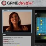 På GameCrush står 1200 smukke piger klar til at underholde mandlige gamere, der gerne vil have noget flot at se på, mens de spiller.
