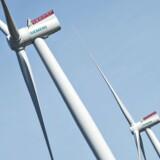 Det ser ud til at blive Siemens Wind Power, der løber med den anden halvdel af franske Areva og spanske Gamesas delebarn inden for havvindmøller, Adwen, efter at det tyske selskab har overtaget netop Gamesa. Arkivfoto.