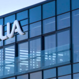 Det går bedre for telefirmaet Telia i Danmark. Her er det Telias bygninger på Amager.