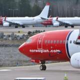Arkivfoto. Air Berlins betalingsstandsning har fået Norwegian til at foretage kovending omkring Berlin-flyvninger.