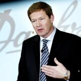 Danfoss' administrerende direktør Niels B. Christiansen lavede to større opkøb i 2014 for samlet knap 10 milliarder kr. Om få år er topchefen klar købe op for et lignende beløb.