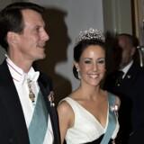 Prins Joachim og prinsesse Marie har besluttet at flytte fra Schackenborg til København.  Foto: Keld Navntoft