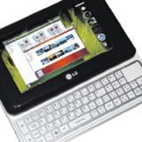 En vigtig del af Intels mobilsatsning er en ny produktkategori, MID (Mobile Internet Device), som denne anordning fra LG