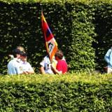 Demonstranter fik i 2012 under det kinesiske statsbesøg beslaglagt tibetanske flag, så præsident Hu Jintao ikke skulle konfronteres med dem. Det viser sig nu, at der forelå en operationsbefaling fra Københavns Politi om at beslaglægge flagene.