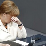 Arkivfoto: Angela Merkel.