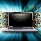 Det er blevet populært at se film og TV via internetforbindelsen, og computeren er fortsat den foretrukne måde at gøre det på. Foto: Iris/Scanpix