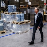 Adm. direktør for Royal Unibrew, Henrik Brandt, måtte selv fyre adm. direktør Jesper Møller, da han tiltrådte som formand for chokoladekoncernen Toms.