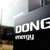 Dong Energy.