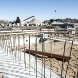 En lang række virksomheder har ifølge anklagemyndigheden været med til at aftale kunstigt høje priser på byggeopgaver i Storkøbenhavn. Byggeriet på billedet her er ikke en del af sagen. Arkivfoto: Kim Haugaard, Scanpix