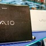 Sonys ellers populære Vaio-PCer har en bygningsfejl. Nu kaldes hundredtusinder af dem tilbage. Foto: Vivek Prakash, Reuters/Scanpix