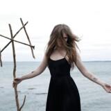 Den danske black metal-musiker Amalie Bruun er klar med sit andet album under navnet Myrkur.