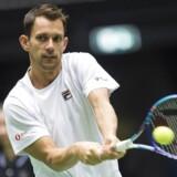 Frederik Løchte Nielsen missede torsdag muligheden for at spille sig i karrierens anden Wimbledon-finale.