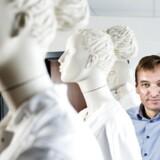 Ulrich Mosegaard, direktør i Borch Textile Group, har oplevet at få nytænkning ind i virksomheden, efter man fik en kapitalfond med i ejerkredsen. Foto: Niels Ahlmann Olesen
